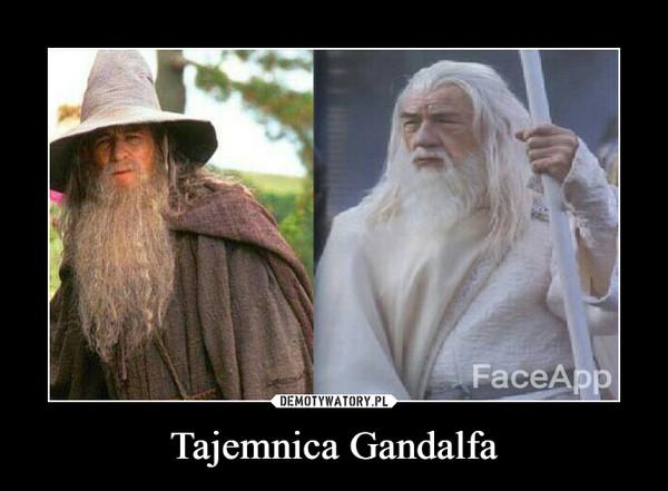 Tajemnica Gandalfa –