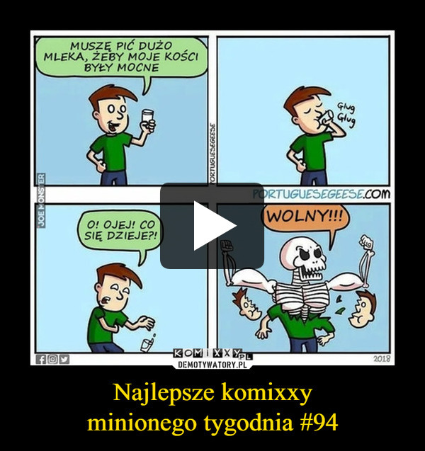 Najlepsze komixxyminionego tygodnia #94 –