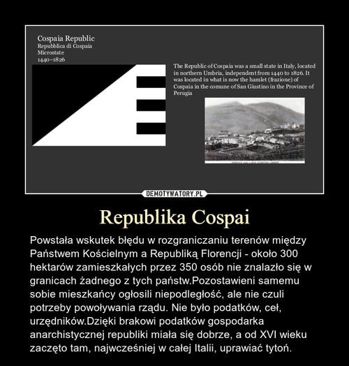 Republika Cospai