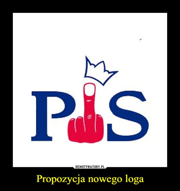 Propozycja nowego loga –  PiS