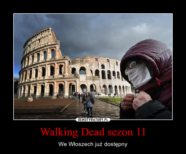 Walking Dead sezon 11 – We Włoszech już dostępny