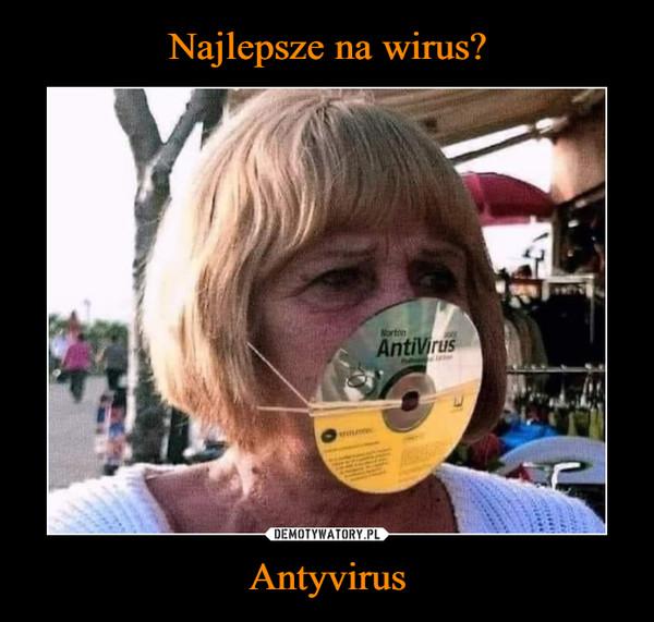 Antyvirus –