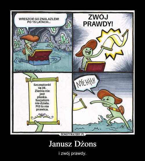 Janusz Dżons
