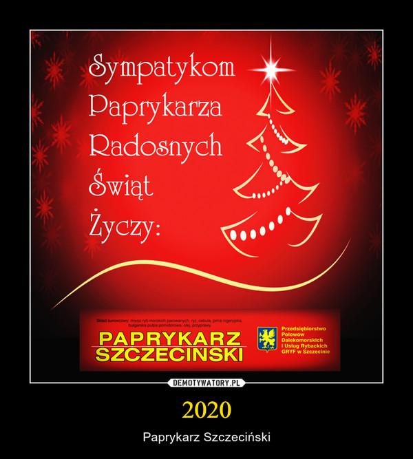 2020 – Paprykarz Szczeciński