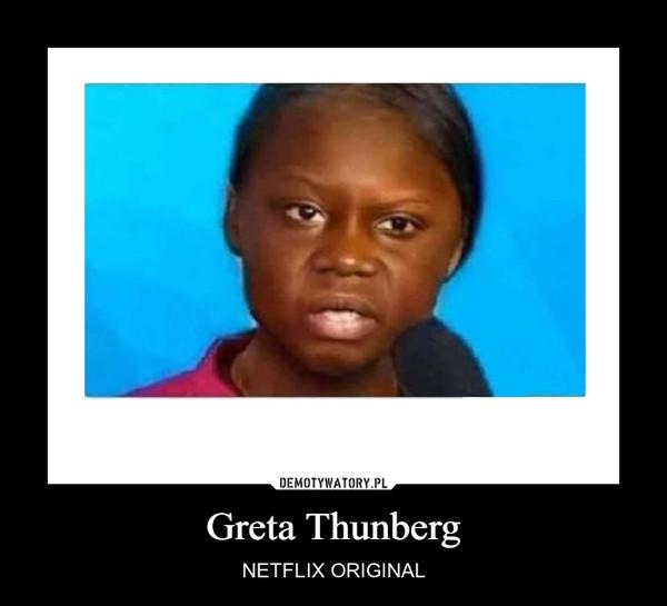 Greta Thunberg – NETFLIX ORIGINAL