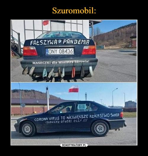 Szuromobil: