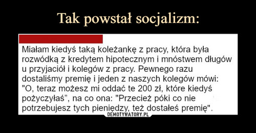 Tak powstał socjalizm: