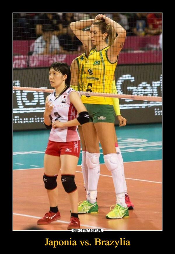 Japonia vs. Brazylia –