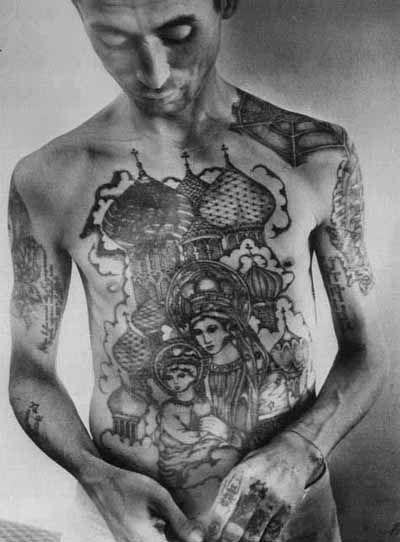 15 Więziennych Tatuaży I Ich Znaczenie Demotywatorypl